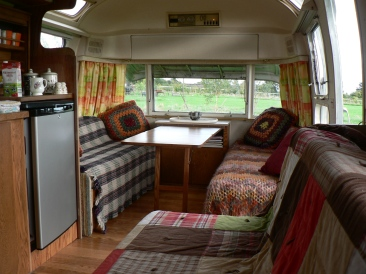 Luxury..spacious airstream!