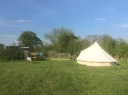 The Glamping Bell Tent